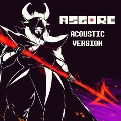 Asgore - Undertale - Acoustic Guitar Version by Streetwise Rhapsody