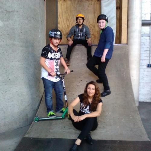 Stuntscooter