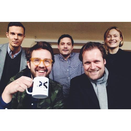 Programmet Om Ingenting #13 - Kasper Steenbach