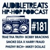 Audible Treats Hip-Hop Podcast 181