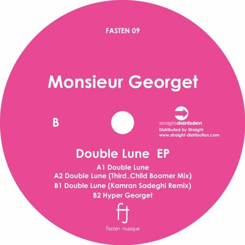 Monsieur Georget - Double Lune EP