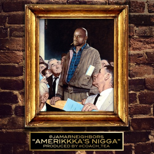 @JamarNeighbors AmeriKKKas Nigga