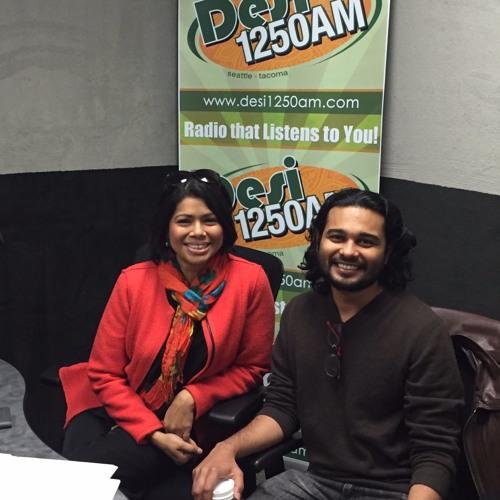 Immigration w/Tahmina #19 aired  2.23.16- Guest Rishi Bhilwadikar