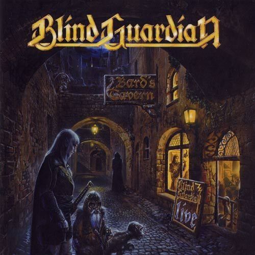 Blind Guardian - Mordred's Song cover