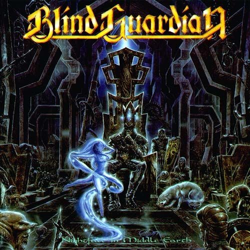 Blind Guardian - Thorn cover