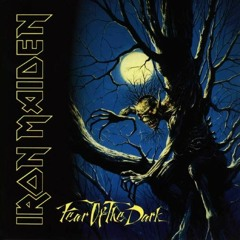 Iron Maiden - Fear of the Dark cover (guitar only)