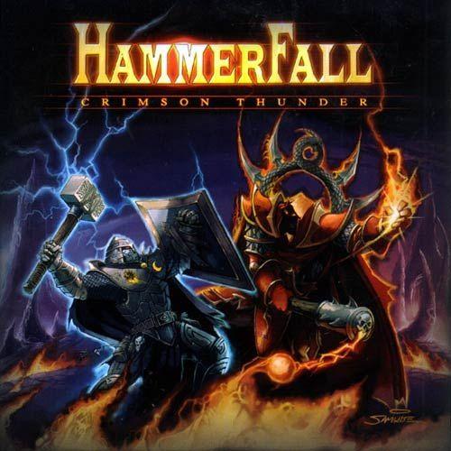 Hammerfall - In Memoriam cover
