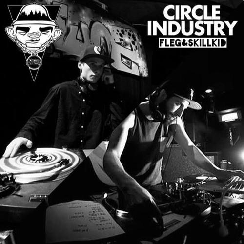 DJ FLEG X DJ SKILLKID :: CIRCLE INDUSTRY BBOY/BGIRL MIX 2016