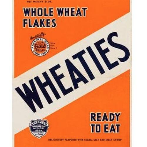 The Wheaties jingle