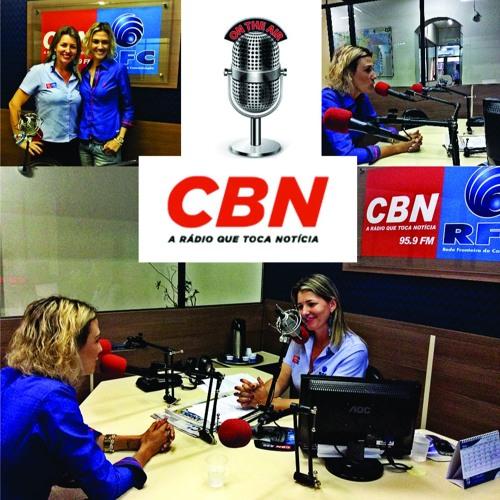 Entrevista CBN: Personal Branding - Conceito, Desafios na Carreira, Gestão da Marca.