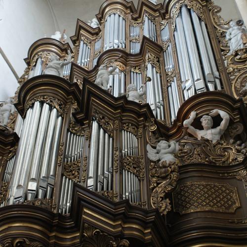 Ps 62 Finale (gedeeltelijk,uit Koraal en variaties over ps 62 Ronald de Jong Hinszorgel (Hauptwerk)