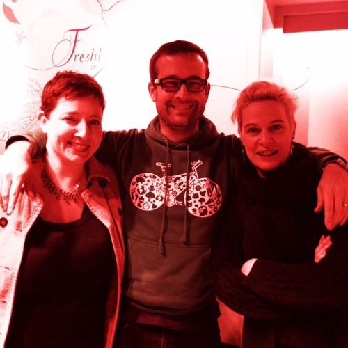 The Unseen with Jo Bell and Tania Hershman
