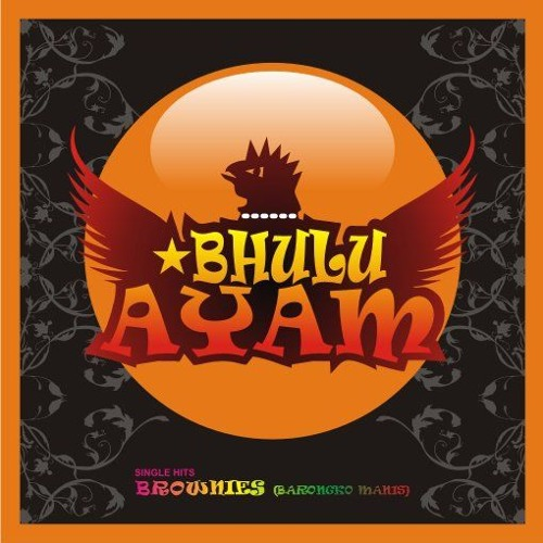 BHULU AYAM - Brownies (Barongko Manis)