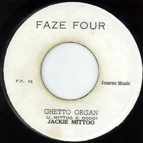 Jackie Mittoo - Ghetto Organ