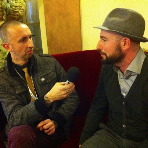 L'Autore Davide Peron Intervistato da Mantrasound @Sanremo2016 #PalazzoBellevue