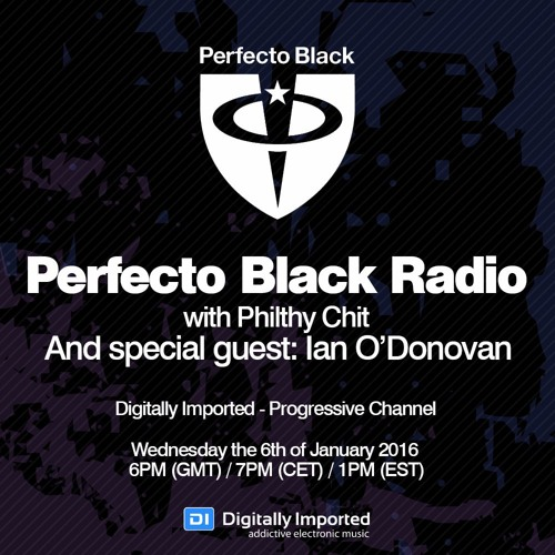 Electronic Radio1 Guest Mix: Ian O'Donovan Guest Mix (FREE