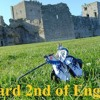 Edward 2nd of England taken from the soundtrack to the musical film Portus Adurni 2016