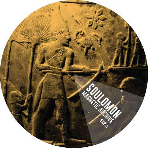 SOULOMON - MAGNETIC ARCHIVE - NIM001