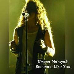 Nesma Mahgoub - Someone like you   Adele Cover