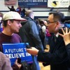 What It's Like To Go To A Bernie Sanders Rally