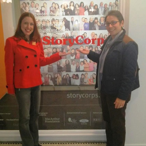 StoryCorps Interview With Jill Wolf September 2014 FINAL