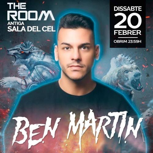 Ben Martin · The Room Girona · 20F2016