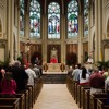 Daily Mass 2 - 22 - 16 Msgr Richard Mouton Feast Of The Chair Of St Peter