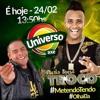 Mário Brasil, vocalista da banda 'o Troco', desabafa nas redes sociais
