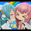 Reverse Rainbow Miku & Luka lyrics e music by sunzriver