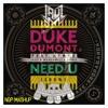 Need U 100  (Jauz X Marshmello Remix) Vs DJ Snake - Propaganda [NGP Mashup]