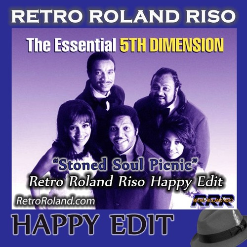 5th Dimension - Stoned Soul Picnic (Retro Roland Riso Happy Edit)