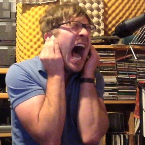 """Voiceover Recording: Screams by Jay Ness for """"Curse of the Invisible Werewolf"""""""