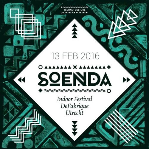 Henning Baer @ Soenda Indoor Festival 13-02-2016