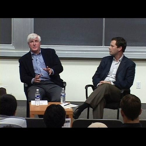 Ron Conway, Mike Maples Jr. - Angel Investing Revealed