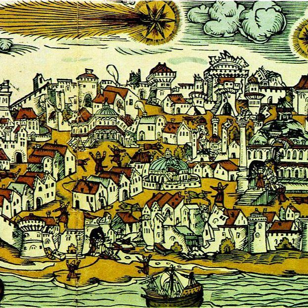 Natural Disasters and Ottoman Social History   Yaron Ayalon