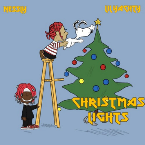 Nessly - Christmas Lights (Feat. Lil Yachty) By LAmar