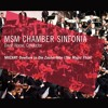 MSM Chamber Sinfonia - MOZART Overture To Die Zauberflote (The Magic Flute)