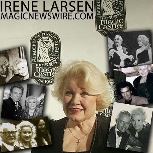 BROKEN WAND :: IRENE LARSEN