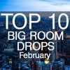Top 10 Big Room Drops February