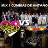 MIX CUMBIAS ANTAÑ0 1 ANGELES AZULES VS ANGELES DE CHARLY Portada del disco
