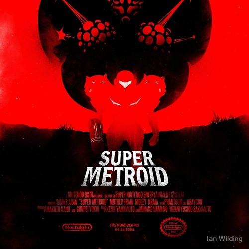 Super Metroid - Trailer (2016)