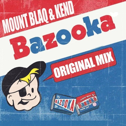 MountBlaq & Kend - Bazooka (Original Mix)