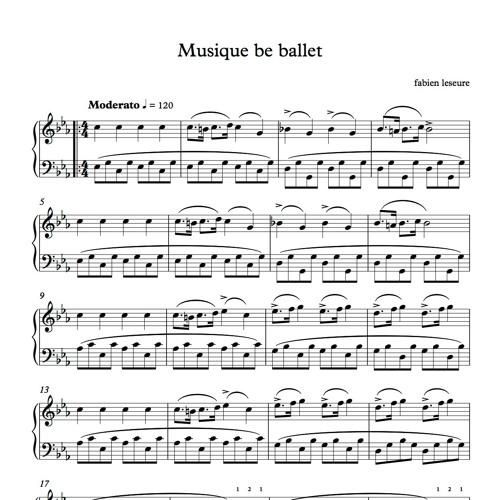Musique De Ballet - Part 1