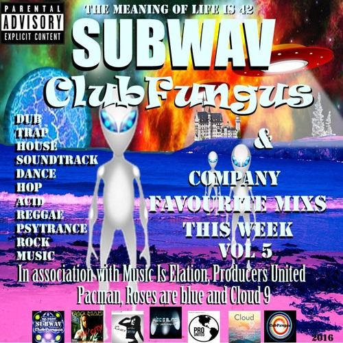 Subwav-Clubfungus-&-Company-(The Meaning Of Life Is 42) vol5