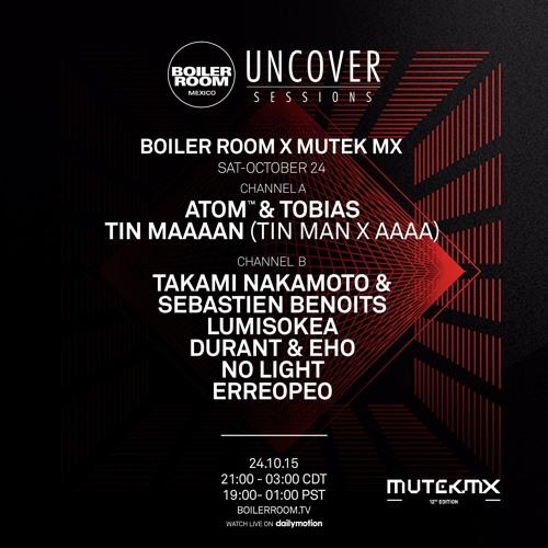No Light Boiler Room x MUTEK MX Live Set