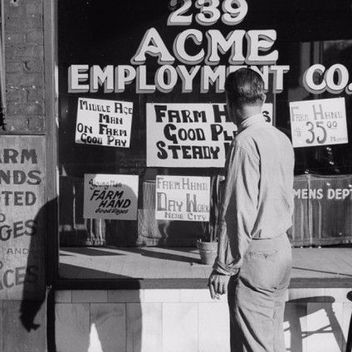 Hard Times: A History Of Unemployment