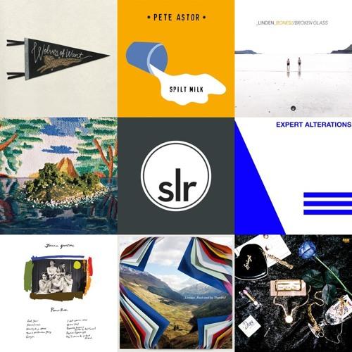 Slumberland Records Spring 2016 Sampler