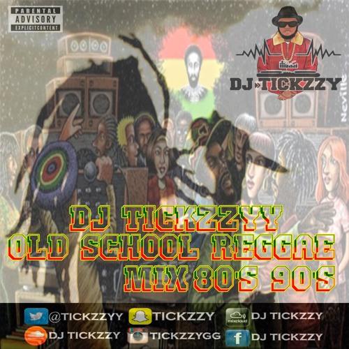 OLD SCHOOL REGGAE MIX 80'S 90'S BY @DJTICKZZY by DJ TICKZZY