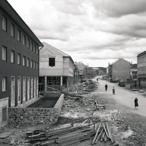 Gjenreisinga av Bodø