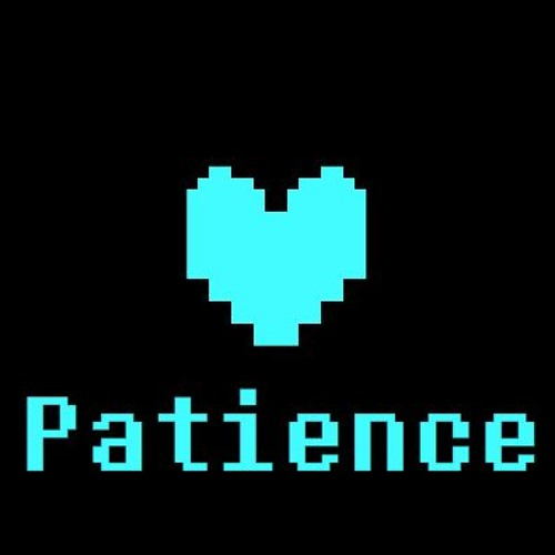 human and patience Impatience is one of  (i am fundamentally inadequate as a human being, therefore i'm an imposter) is the story that i continually tell myself inwardly.